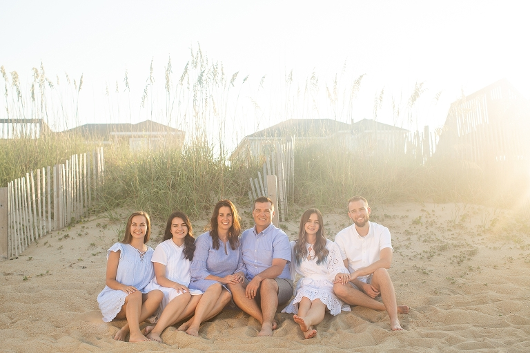 Kitty Hawk, OBX family photographer