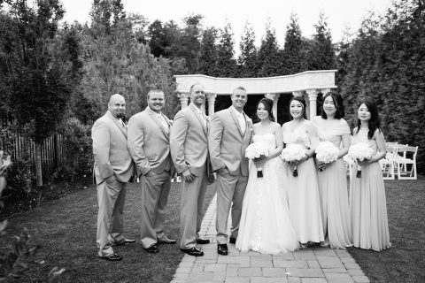 Wedding at Grand Marquis, in Old Bride, NJ - New Jersey Wedding Photographer Lyndsay Curtis Photography